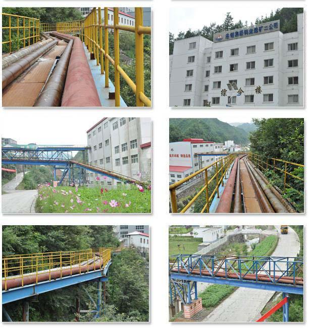 陶瓷复合管工程案例:洛钼集团钨业二公司