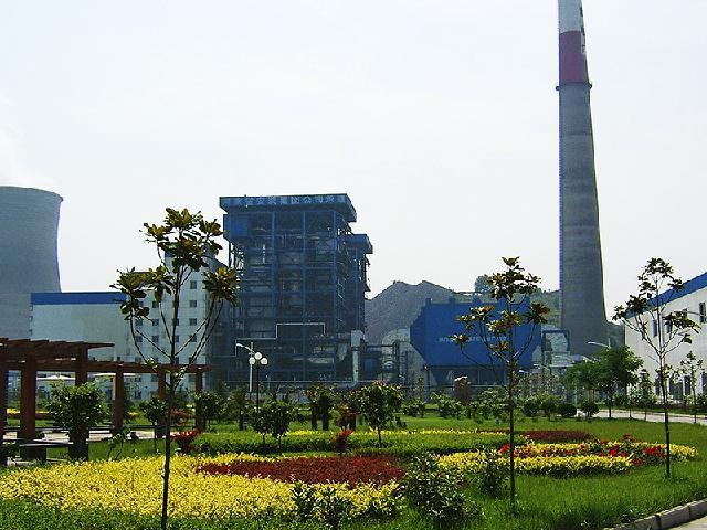导流板防磨项目案例:焦煤集团冯营电力